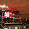 Sunset at Nats Park :